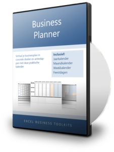 Businessplanner in Excel