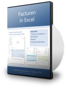 Facturen in Excel gratis