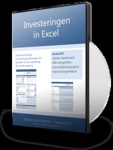 Investeringen in Excel